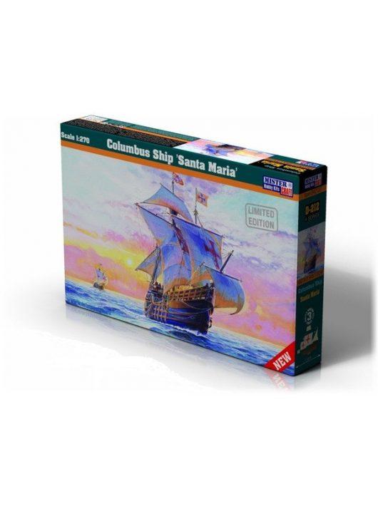 Mistercraft - Columbus Ship Santa Maria