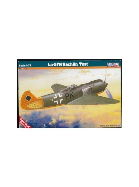 La-5FN'Rechlin Test'