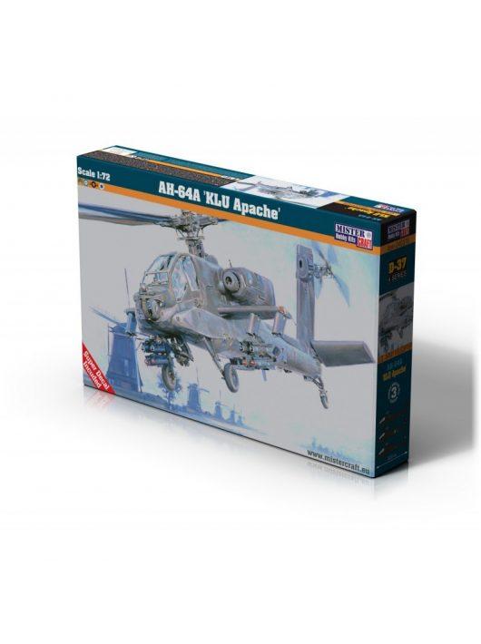 Mistercraft - AH-64A   KLU Apache
