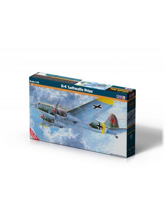 Mistercraft -DB-3F Luftwaffe Test