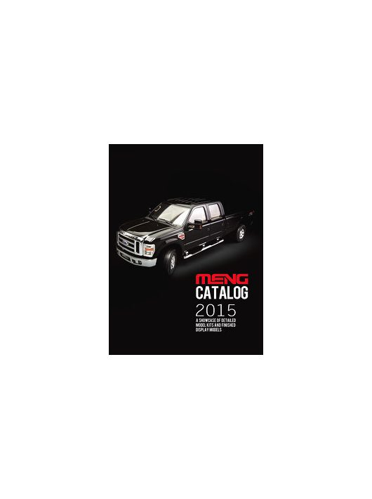 Meng Model - Catalogue 2015