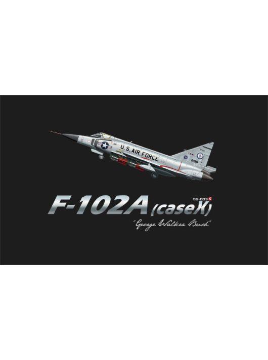 """Meng Model - F-102A (Case X) """"George Walker Bush"""""""