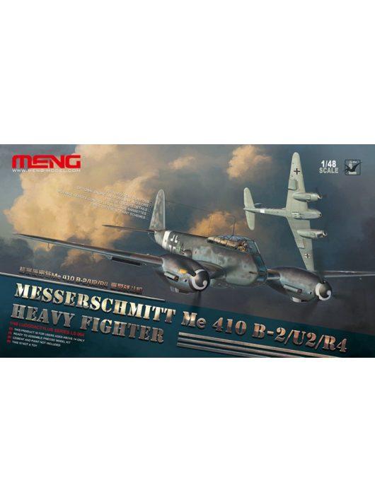 Meng Model - Messerschmitt Me 410B-2/U2/R4 Heavy Fighter