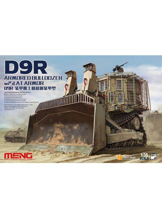 Meng Model - D9R Armored Bulldozer W/Slat Armor