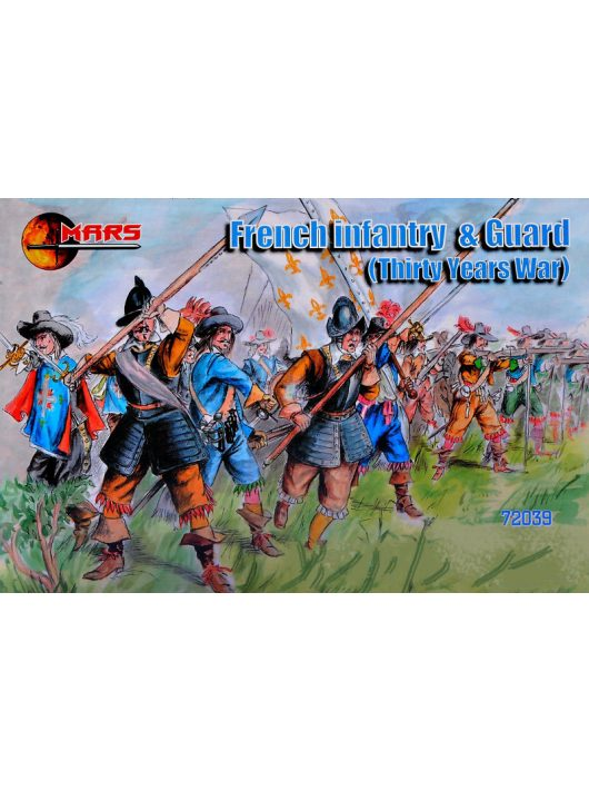 Mars Figures - French Infantry & guard