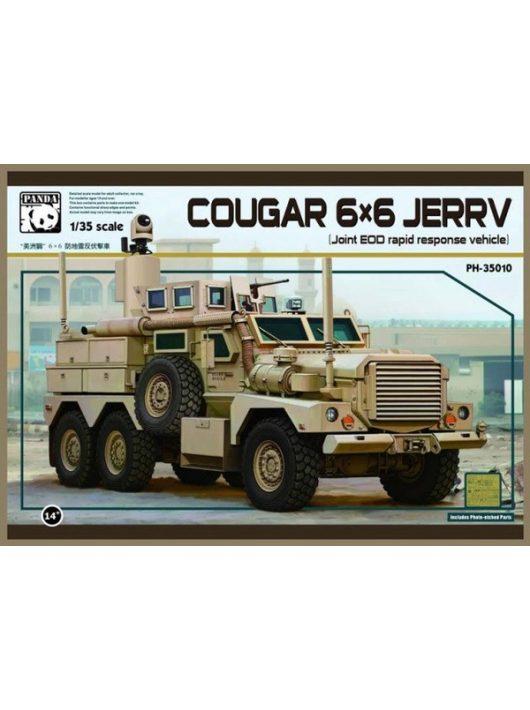 Panda Hobby - Cougar 6x6 MRAP