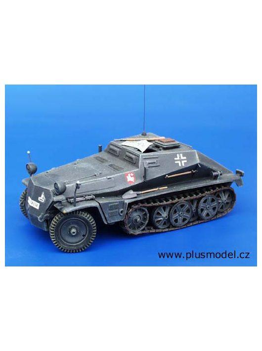 Plus Model - Sd.Kfz 252 Munitionswagen für Tamiya Bausatz