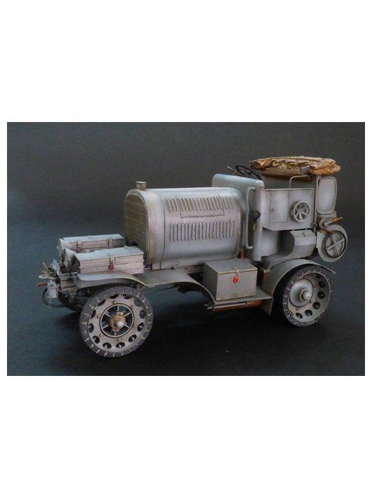 Plus model - Generatorwagen M16 Wehrmacht