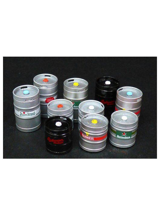 Plus model - KEG beer barrels