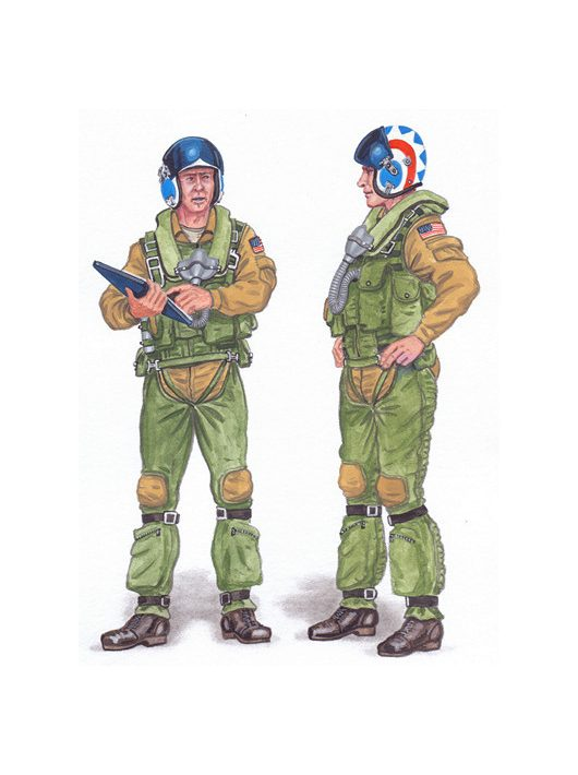 Plus model - Crew F-14 Tomcat