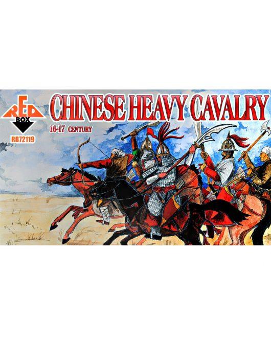 Red Box - Chinese Heavy Cavalry, 16-17Th Century