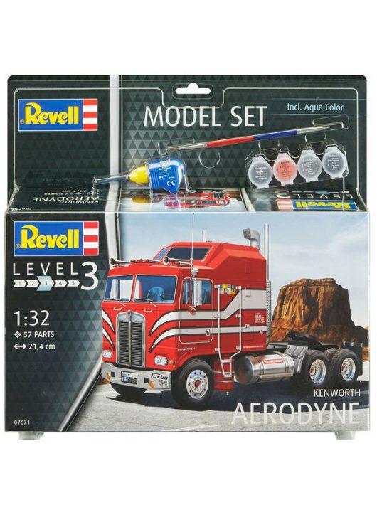 Revell - Model Set Kenworth Aerodyne 1:32 (67671)