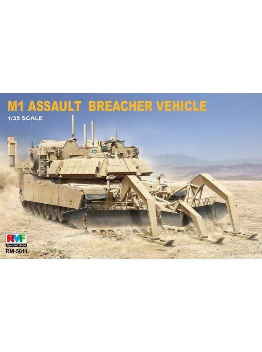 Rye Field Model - M1 Assault Breacher Vehicle