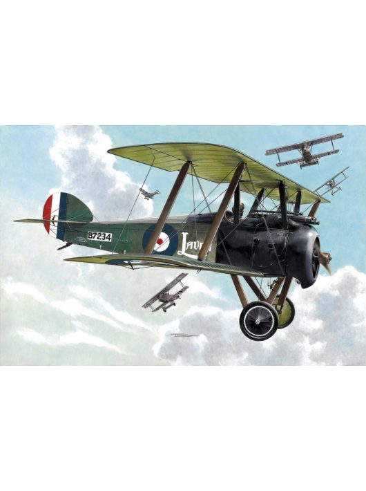 Roden - Sopwith F.1 Camel w/Bentley