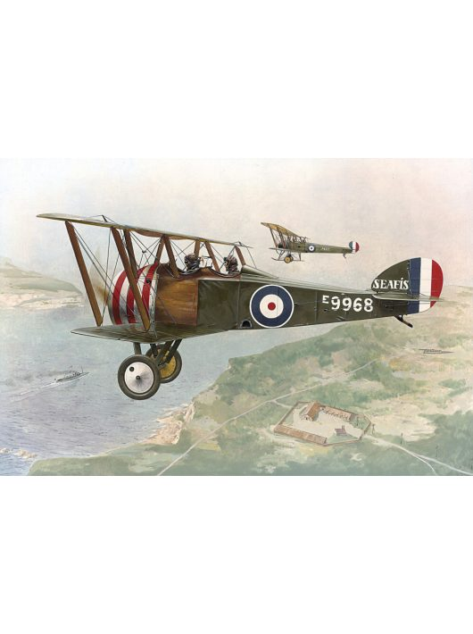 Roden - Sopwith F.1 Camel Two Seat Trainer