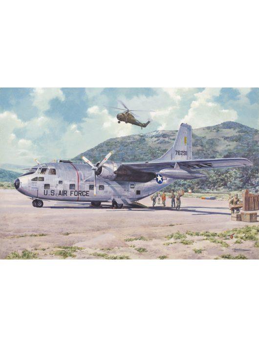 Roden - Fairchild C-123B Provider
