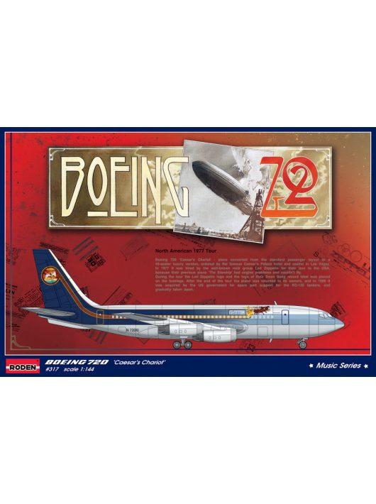 """Roden - Boeing 720 """"Caesar's Chariot"""""""