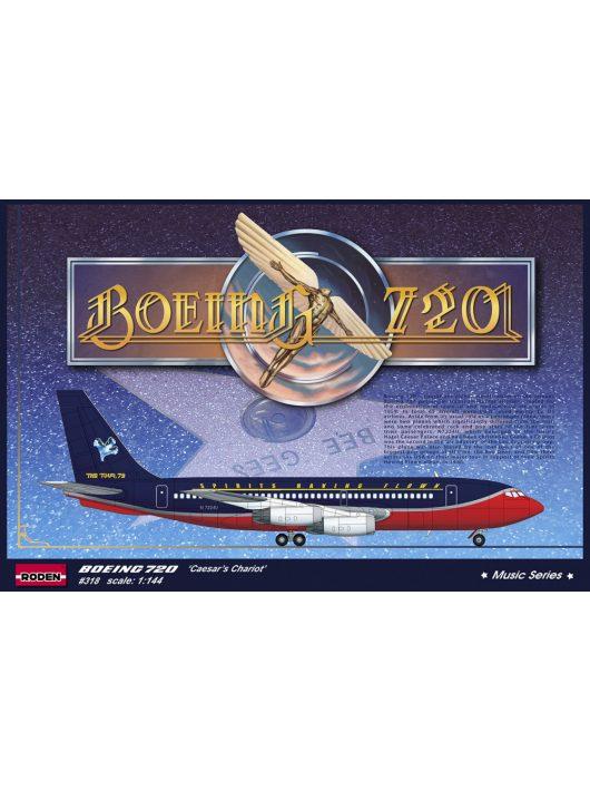 Roden - Boeing 720 'Caesar's Chariot'