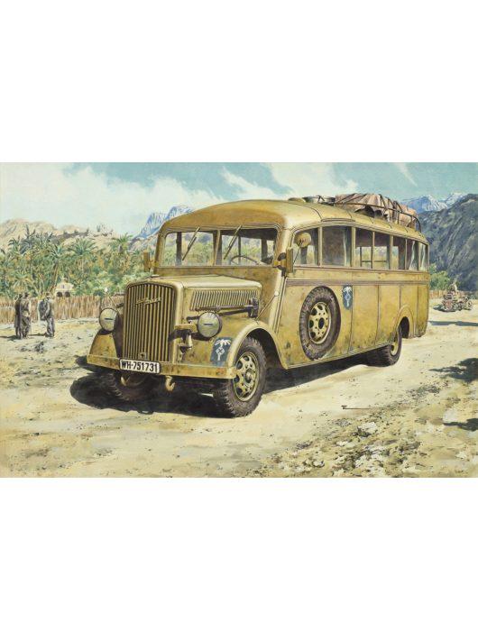 Roden - Opel Blitz Omnibus  model W.39 Ludewig-built, late