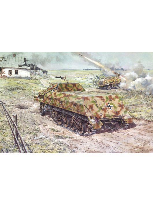 Roden - Sd.Kfz 4/11 Panzerwerfer 42