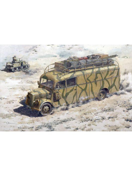 Roden - Opel 3.7-47 Blitz Omnibus Stabswagen