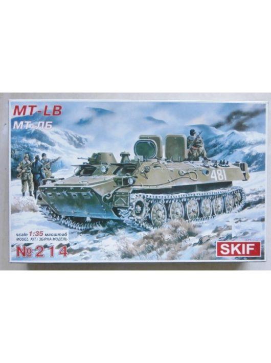 Skif - MT-LB Truppentransporter