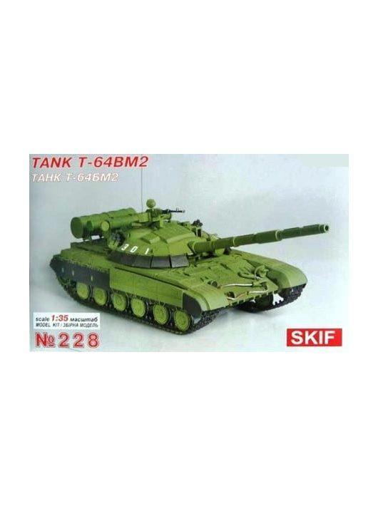 Skif - T-64BM2