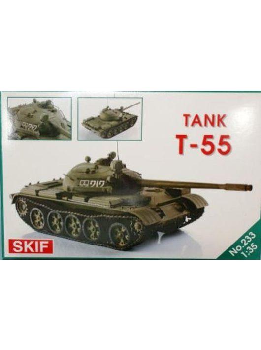 Skif - T-55 Soviet tank