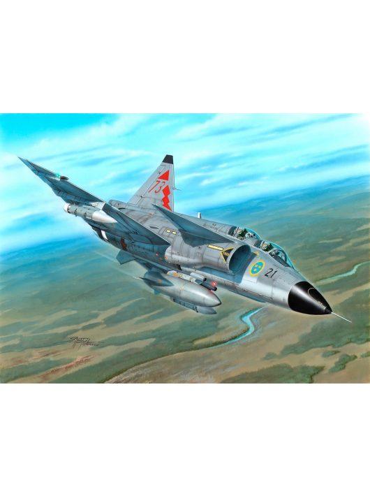 """Special Hobby - SAAB SK-37E Stör-Viggen """"Electronic Warfare Agressor"""""""
