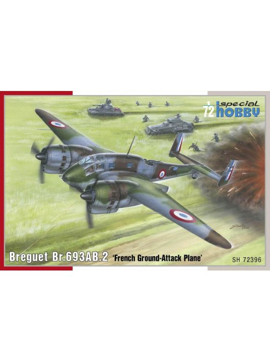 Special Hobby - Breguet Br.693AB.2 French Attack-Bomber