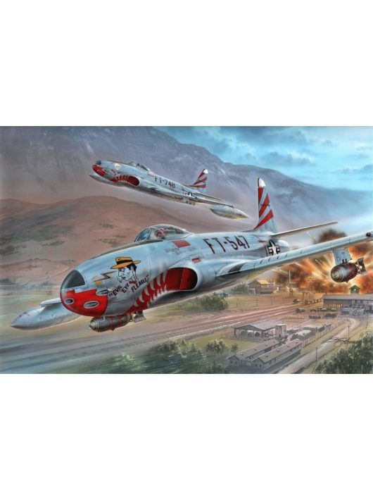 "Special Hobby - F-80C ""over Korea"""