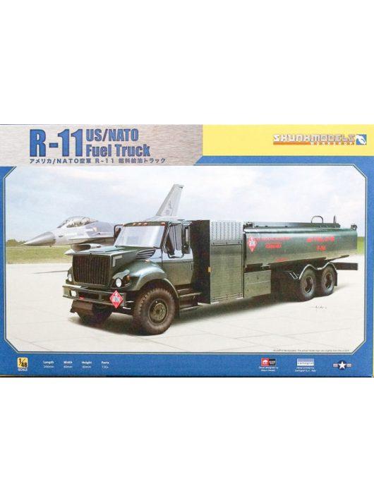 SKUNKMODEL Workshop - R-11 US/NATO FUEL TRUCK