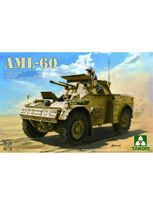 Takom - French Light Armoured Car AML-60