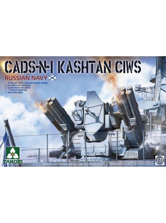Takom - Russian Navy CADS-N-1 Kashtan CIWS