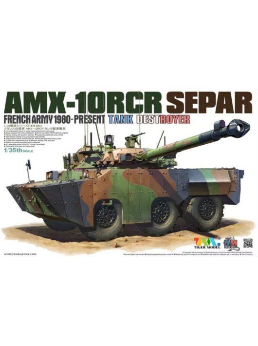 Tigermodel - Amx-1Orcr Separ Heavy Tank Destroyer