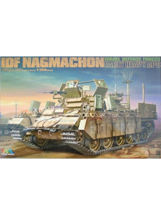 Tigermodel - Idf Nagmachon Early Apc