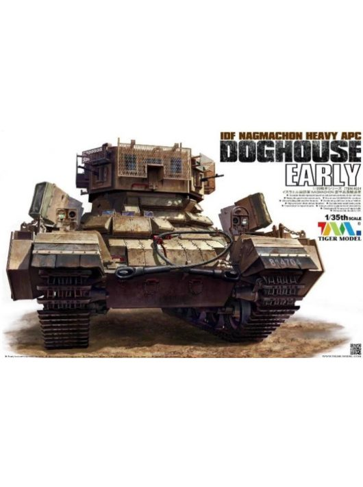 Tigermodel - Idf Nagmachon Doghouse Early Heavy