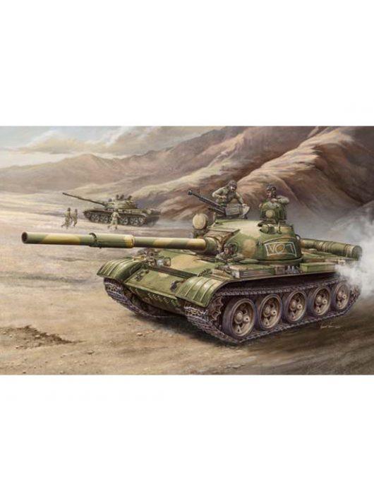 Trumpeter - Russian T-62 Mod 1972