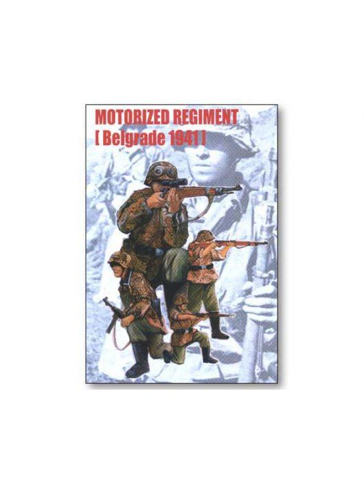 Trumpeter - Motorisiertes Regiment Belgrad 1941