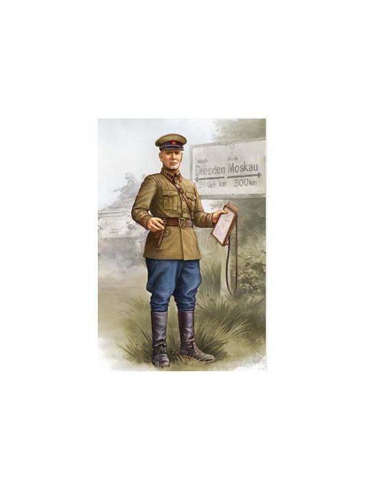 Trumpeter - WWII Soviet Officer Vol.1