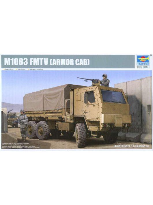 Trumpeter - M1083 Mtv (Armor Cab)