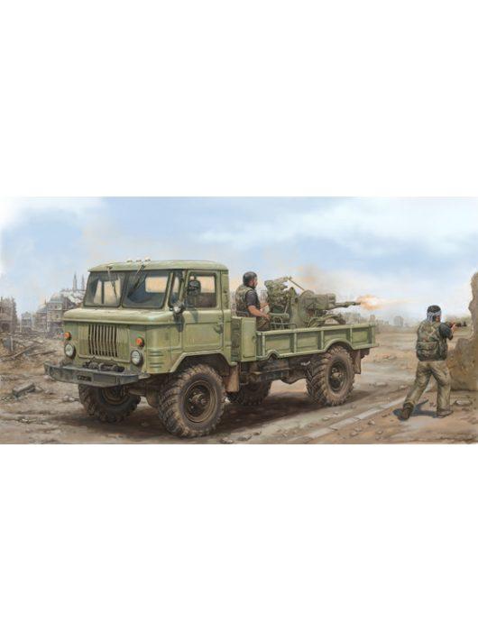 Trumpeter - Russian Gaz-66 Light Truck Ii