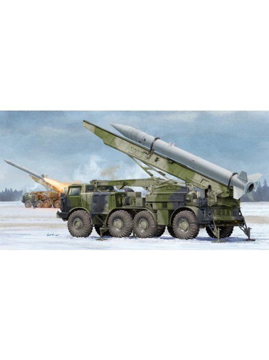 Trumpeter - Russian 9P113 Tel W/9M21 Rocket Of 9K52 Luna-M Short-Range Artillery