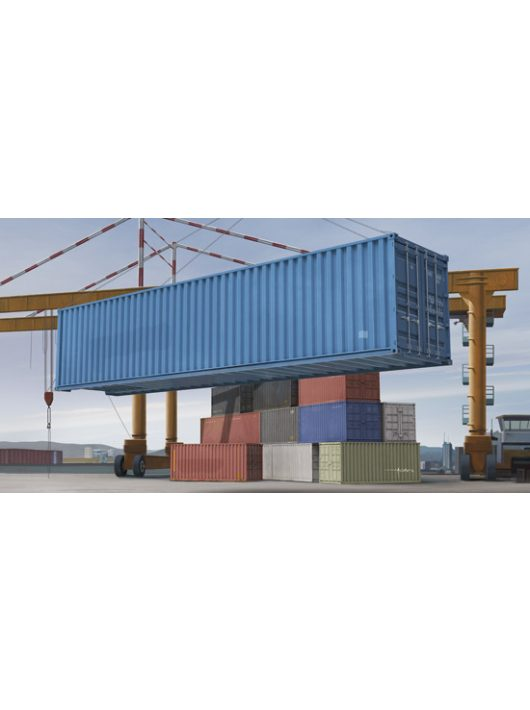 Trumpeter - 40ft Container