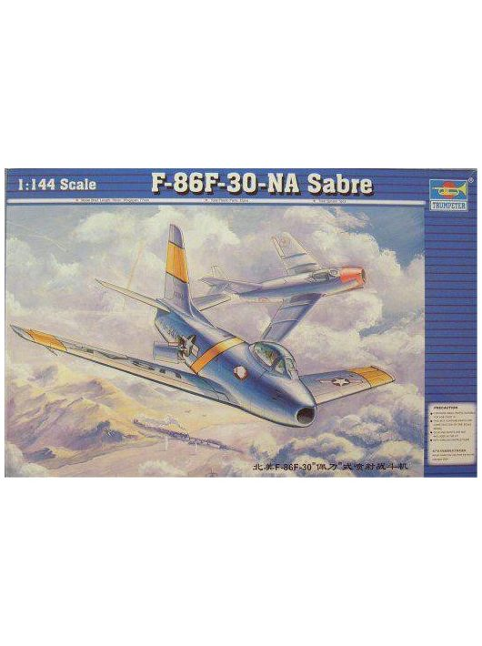 Trumpeter - North American F-86 F-30 Sabre