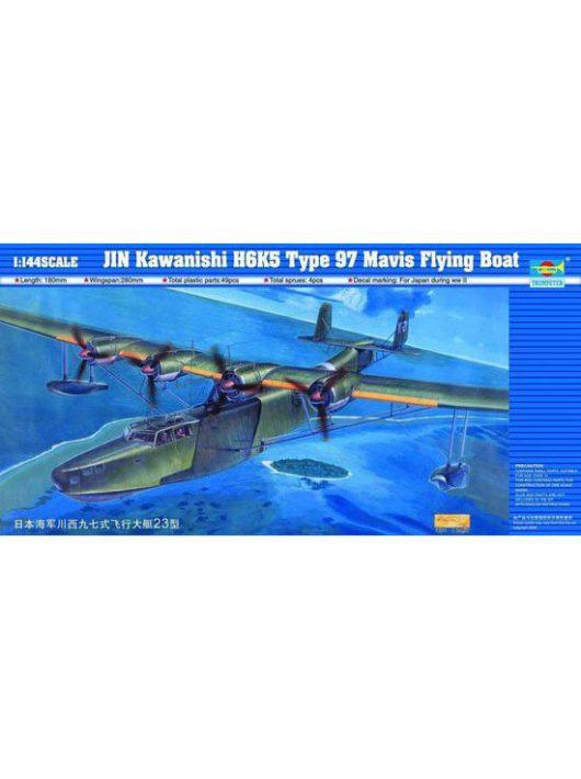 Trumpeter - Kawanishi H6K5/23 Typ 97 Flugboot