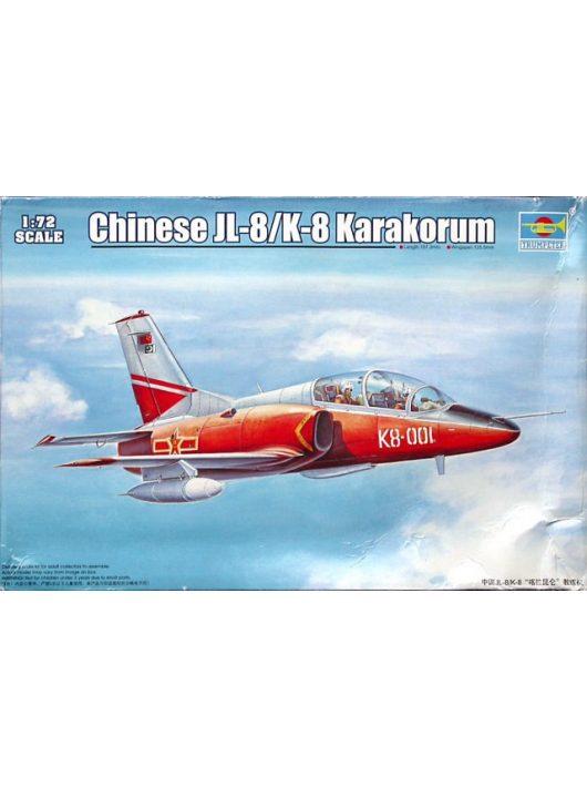 Trumpeter - Chinese Jl-8 (K-8 Karakorum) Trainer