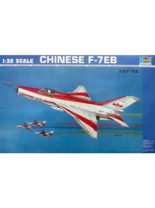 Trumpeter - CHINESE F-7EB