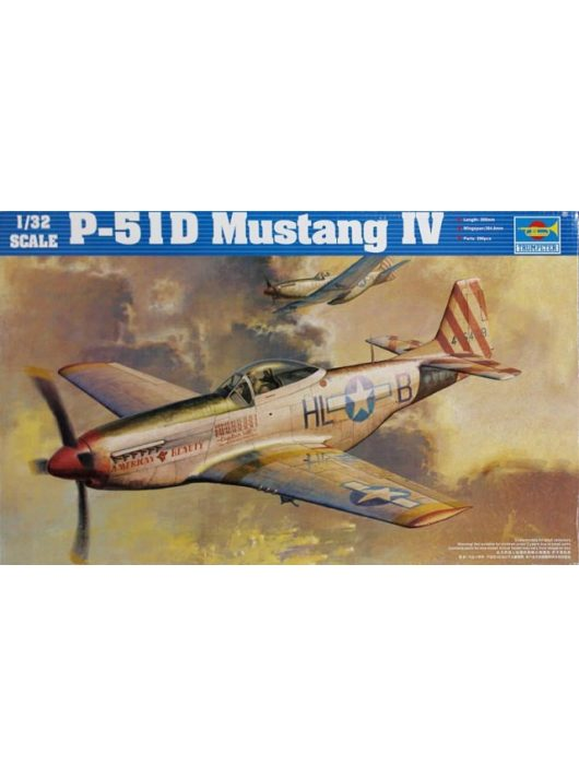 Trumpeter - P-51D Mustang