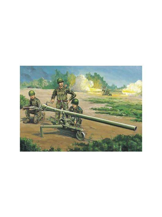 Trumpeter - Chinesische 105 mm Kanone Typ 75